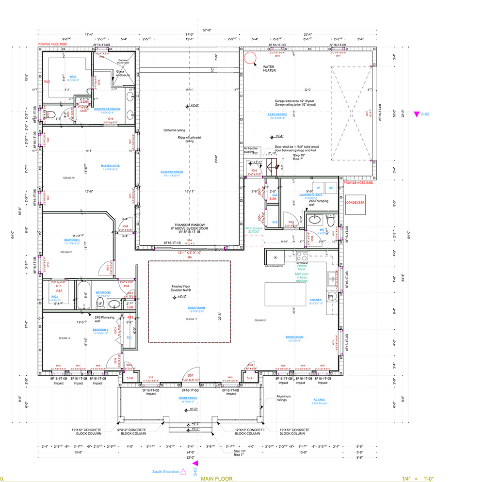 House Plans in Tampa